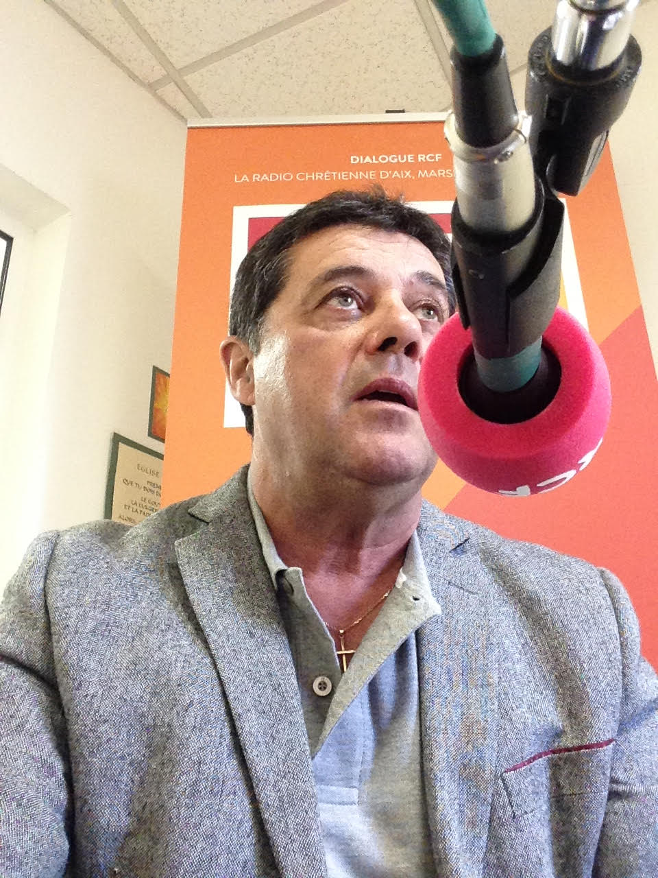 Mon interview sur le devenir de la  Duranne par Radio Dialogue